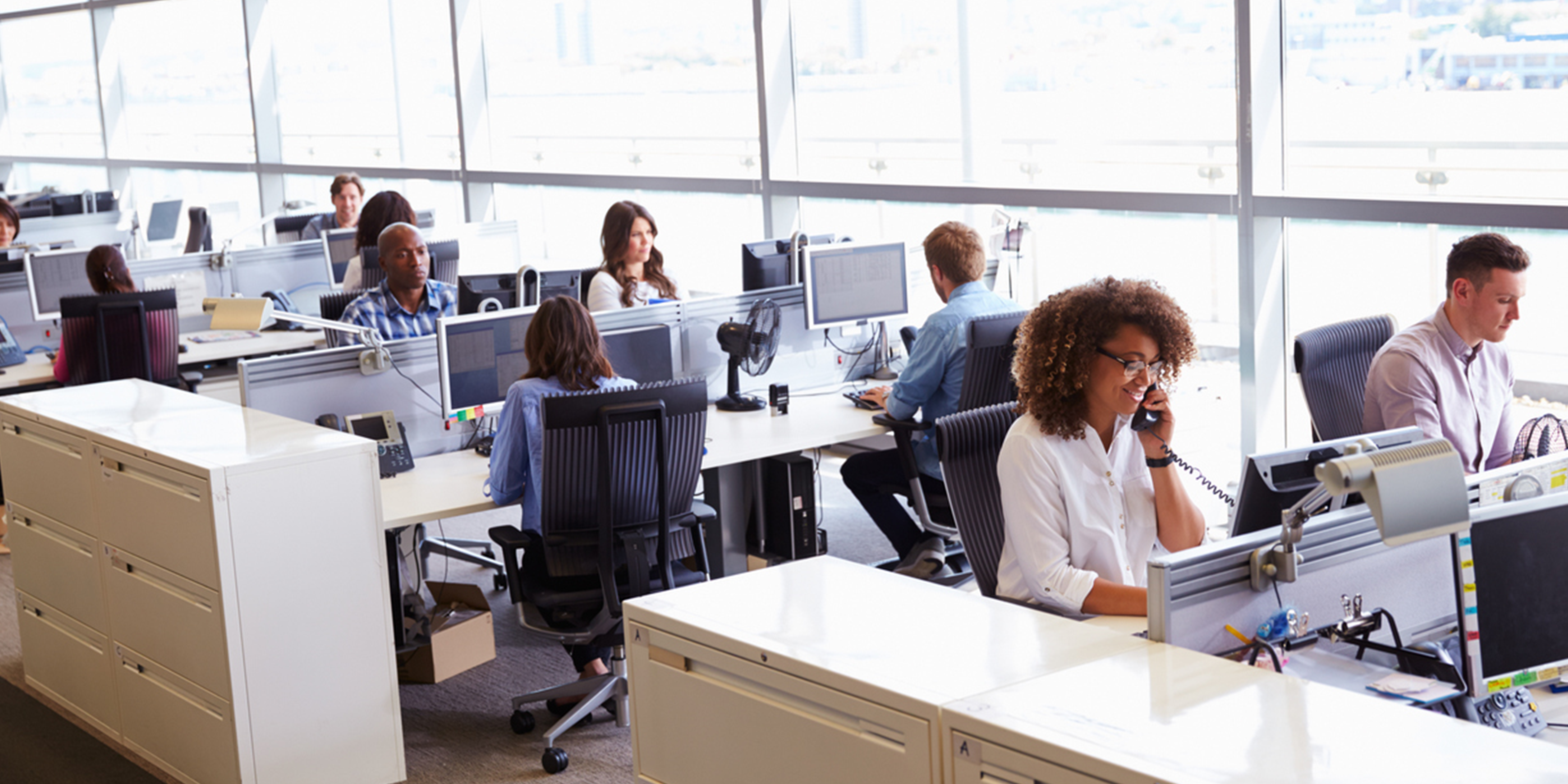 Why overflow office space may be an early ticket to success