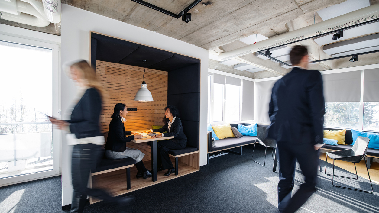 Data to design workplaces part two: four practical considerations